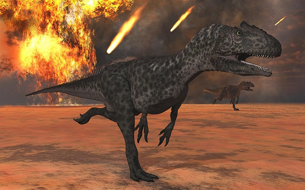 Asteroid impact ended the dinosaurs – Further confirmation ...